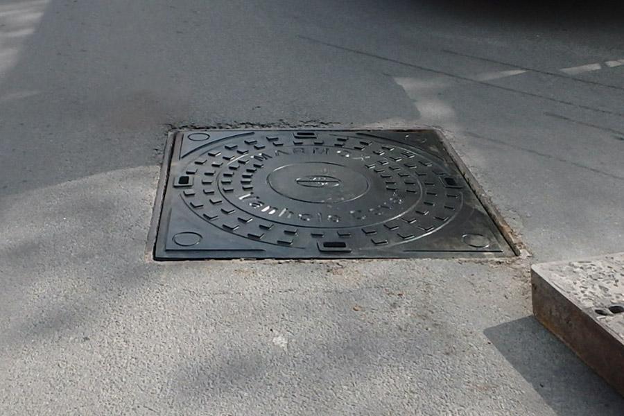 MARMOX Manhole Cover –  MARMOX Manhole Cover  Kanal- und Schachtabdeckungen